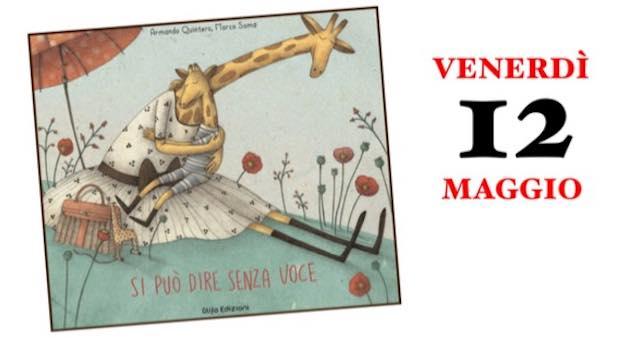 """A """"Il Maggio dei Libri"""", Marco Somà presenta """"Invenzione del personaggio"""" e """"Si può dire senza voce"""""""