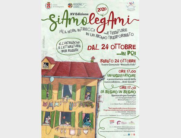 """""""Pagine a Colori"""", al via la 15esima edizione del Festival della Letteratura e delle Arti Visive"""