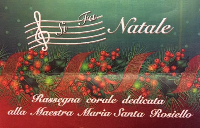 """Rassegna corale """"Si Fa Natale"""" nella chiesa di S.Lorenzo Martire"""
