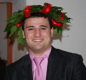 Felicitazioni al collega neo-dottore Simone Zazzera
