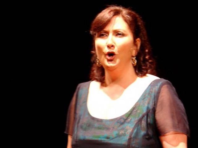 """Anche la voce di Simonetta Chiaretti e l'arpa di Shahnaz Mosam per """"Christina martyr a Volsinii"""""""