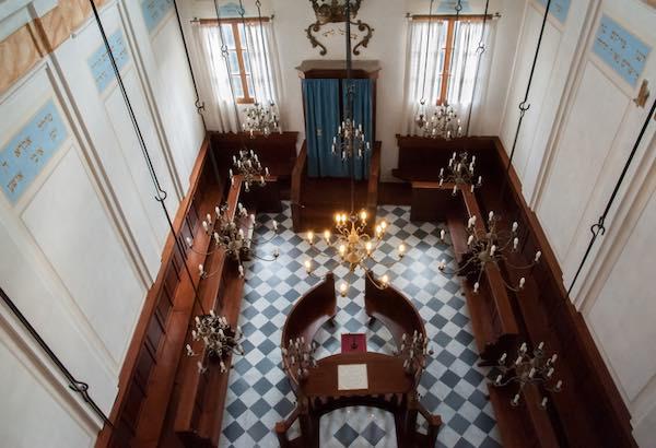 """""""La Sinagoga: luogo di riunione e di preghiera"""". Incontro al Museo Ebraico"""