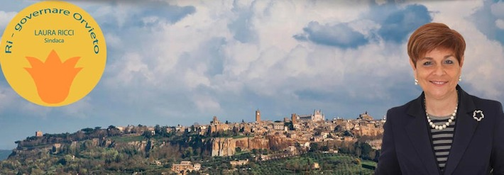 """Venerdì pomeriggio """"Ri-governare Orvieto"""" chiude la campagna elettorale in Piazza San Giuseppe"""