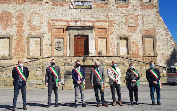 I sindaci del Trasimeno per Riccardo Capecchi. A breve una lettera al presidente Mattarella