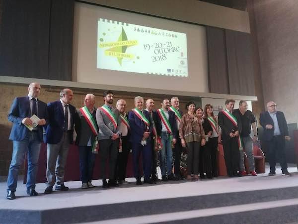 Maratona dell'Olio, il Comune di Avigliano Umbro capofila nel 2019