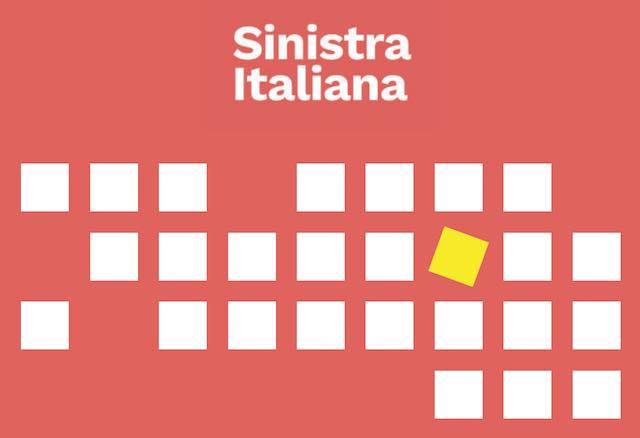 Congresso provinciale di Sinistra Italiana, eletto coordinatore David Proietti