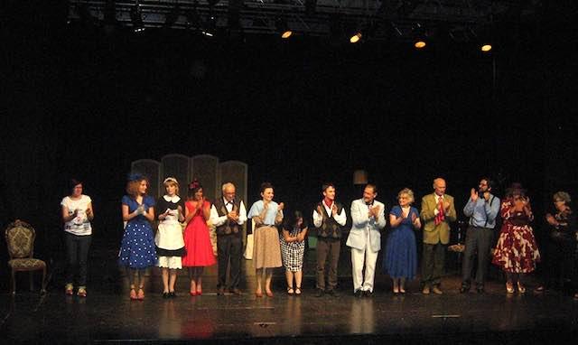 """Sul palco del Teatro Secci, gli attori de """"Il Siparietto"""" portano in scena """"Liolà"""""""