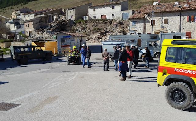 Approvata la convenzione per istituire l'Ufficio speciale ricostruzione post sisma 2016
