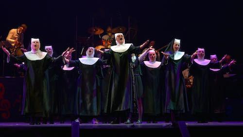 """Una suora scatenata sul palcoscenico del Mancinelli. Con Mastro Titta, arriva """"Sister Act 2"""""""