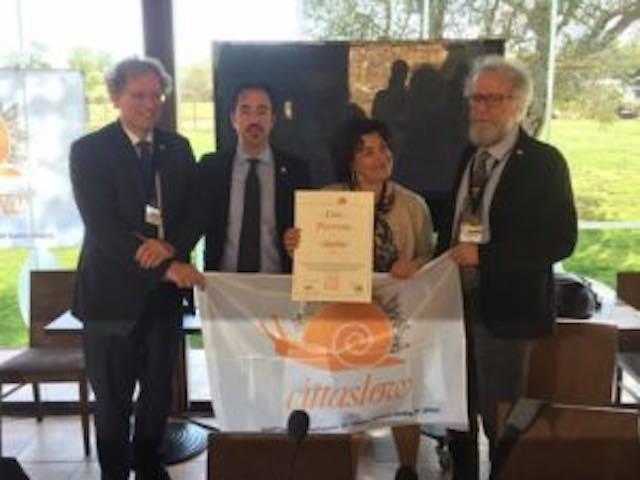 Il Comune di Parrano entra in Cittaslow International
