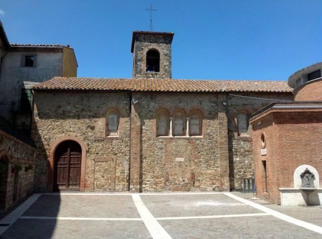 Concerto di musica lirica nella chiesa di Santa Maria