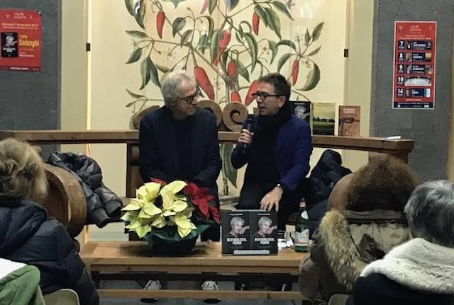 """Tullio Solenghi a Orvieto per presentare la sua """"Autotriografia"""""""