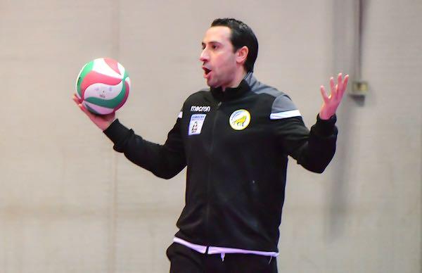 La Zambelli Orvieto giocherà la finale a viso aperto, parola di coach Matteo Solforati
