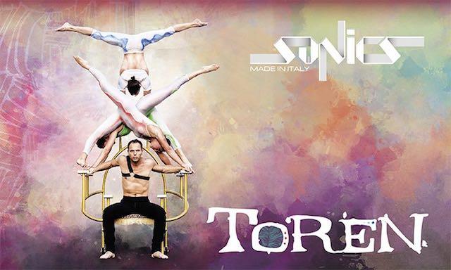 """Sonics al Mancinelli con """"Toren"""". Nel Foyer incontro con il regista Alessandro Pietrolini"""