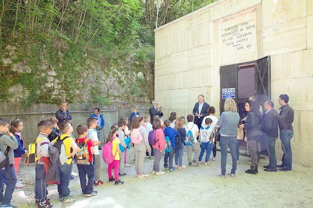 Acqua e rifiuti, le scuole visitano gli impianti della provincia