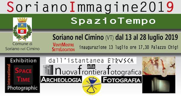 Fotografia e archeologia si incontrano al Festival SorianoImmagine2019