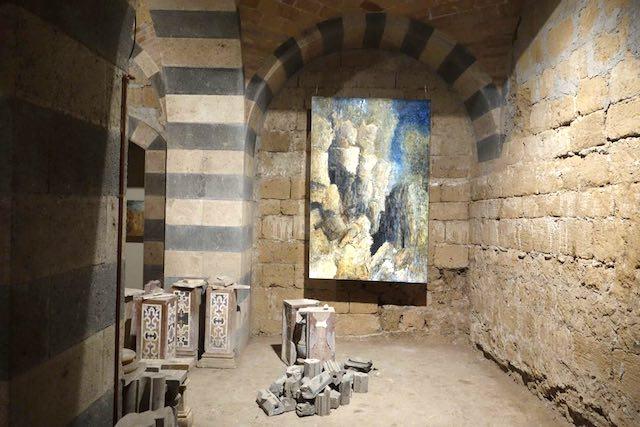 """Si inaugura la mostra """"Paesaggi Etruschi. Genesi pittorica dell'Europa"""" di Michael Franke"""