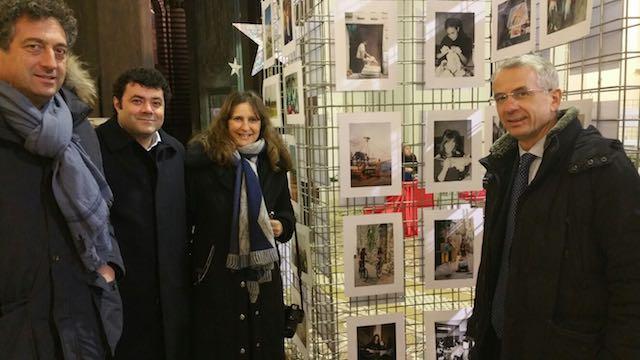 Il Sottosegretario di Stato alla Giustizia Cosimo Ferri alla Mostra Fotografica dedicata ai giovani