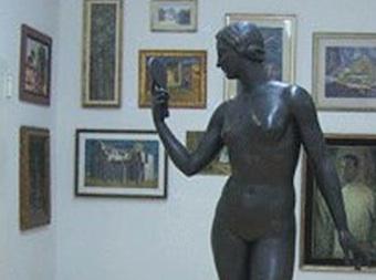 In biblioteca la galleria d'arte Sovena apre le porte ai più piccoli