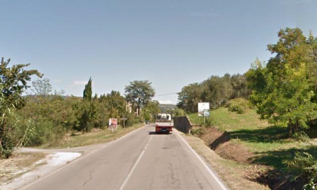 Divieto di transito sulla SP 56 in direzione Sferracavallo - Orvieto Scalo per mezzi superiori a 50 quintali