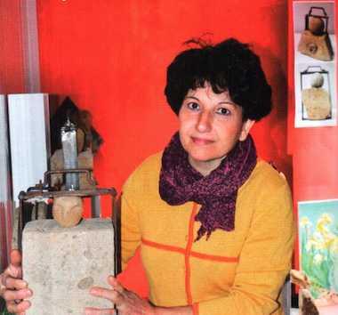 L'artista orvietana Sara Spaccino in mostra al Festival dei due mondi di Spoleto