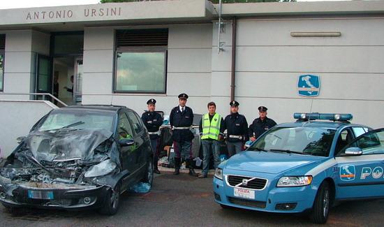 Escalation di rapine nel Perugino. Due dei presunti responsabili bloccati dalla Stradale di Orvieto