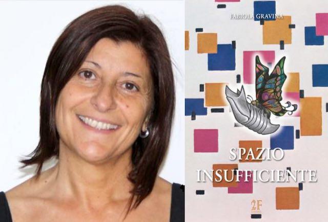 """Al Museo Vulcanologico Fabiola Gravina presenta il libro """"Spazio Insufficiente"""""""