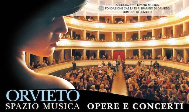 """Tra Orvieto, Allerona e Bolsena, torna """"Spazio Musica. Opere e Concerti"""""""