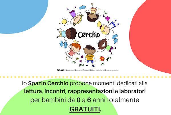 """""""Spazio Cerchio"""", si presenta il progetto educativo"""