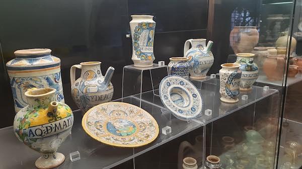 """""""Spezierie&Speziali"""" al Museo della Ceramica della Tuscia"""