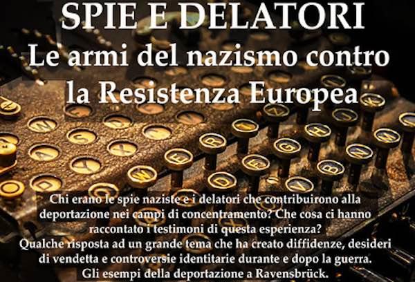 """L'Unitre diventa international con la conferenza bilingue """"Spie e delatori"""""""