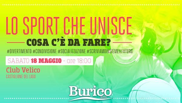 """""""Lo sport che unisce"""". Iniziativa al Club Velico Castiglionese"""
