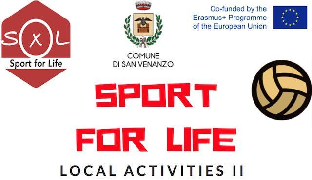 """""""Sport for Life"""". Due giorni nel segno dell'inclusione sociale"""