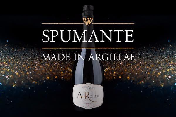 Brindisi tutto orvietano con lo Spumante di Argillae