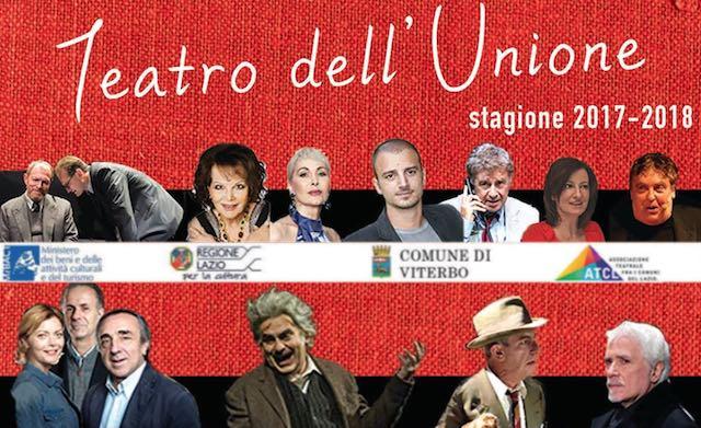 Seconda vita per l'Unione. Maurizio Mattioli tiene a battesimo la nuova Stagione Teatrale