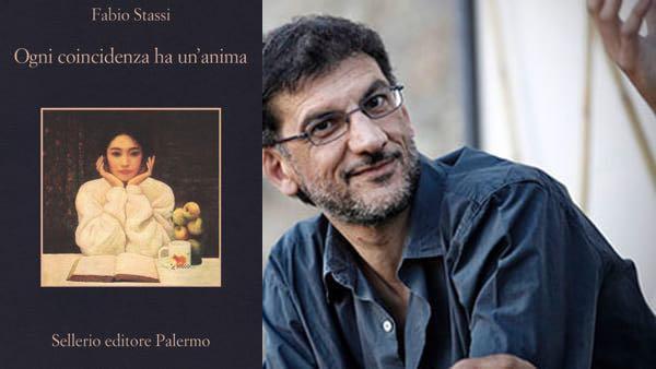 """Fabio Stassi presenta il romanzo """"Ogni coincidenza ha un'anima"""""""