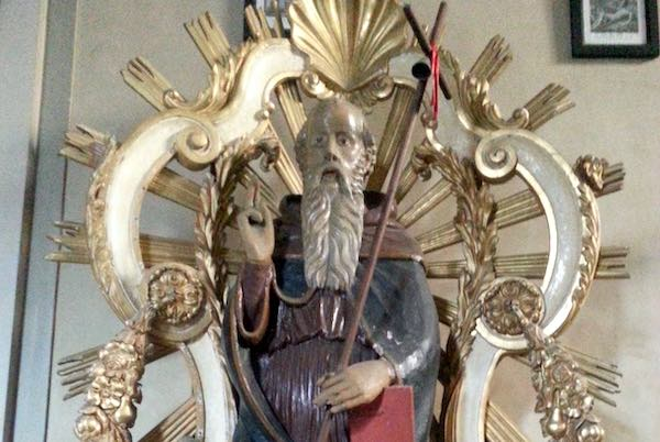 In forma ridotta le celebrazioni in onore di Sant'Antonio Abate