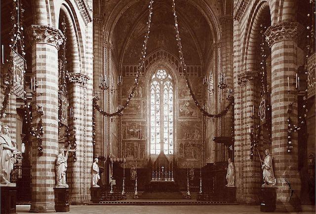Le Statue degli Apostoli e l'Annunciazione del Mochi tornano in Duomo. Giornata di studio ai Musei Vaticani