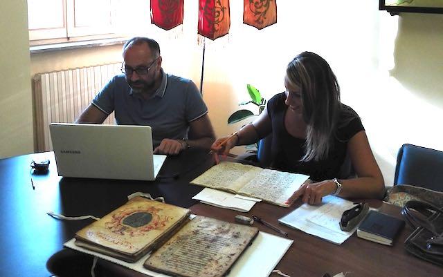 Completamento della schedatura e digitilizzazione degli Statuti Comunali Umbri nei secoli XV-XIX