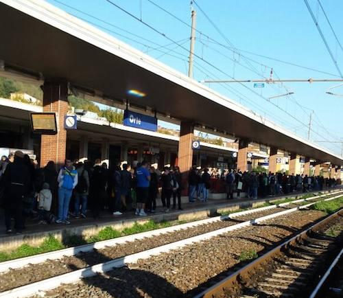 I pendolari di Orte pronti a manifestare contro la soppressione dell'Ic 598