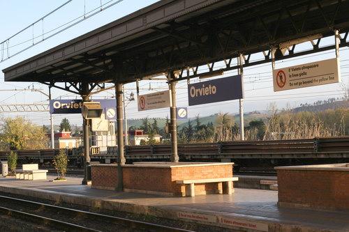 Chiusura stazione di Orvieto: ora andiamo a Termini!