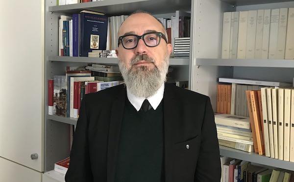 """Conferenza di Stefano Pifferi su """"Petrarca homo viator in Tuscia"""""""