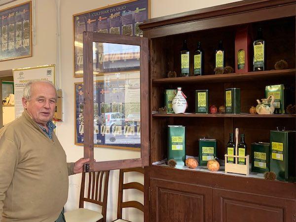 """L'oro verde di Monteleone brilla alla terza edizione di """"Olio diVino 2019"""""""