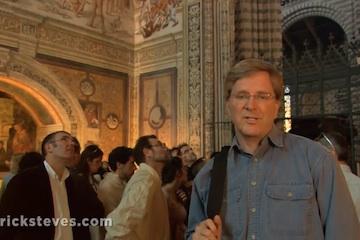 """Secondo Rick Steves """"Viaggiare è un atto politico"""". Riproponiamo un suo video su Orvieto"""