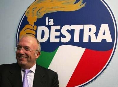 Verso 'Next An', La Destra di Storace si dà appuntamento ad Orvieto
