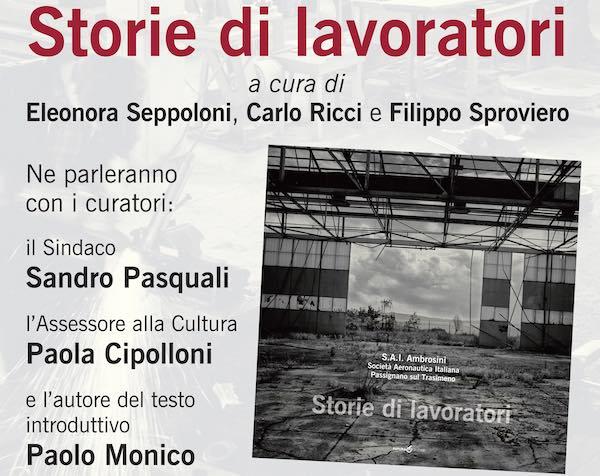 """Si presenta il libro fotografico """"SAI Ambrosini, storie di lavoratori"""""""