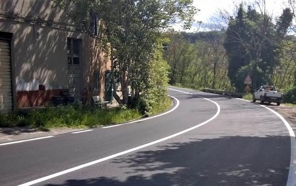 In corso i lavori di ripavimentazione di alcune strade comunali
