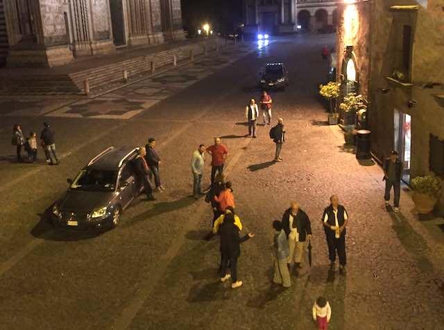Terremoto, nuove scosse: domani scuole chiuse a Corciano