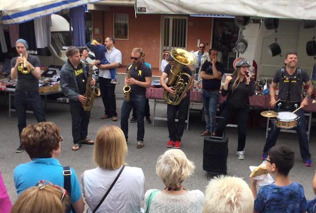 Tutto pronto per il Manciano Street Music Festival