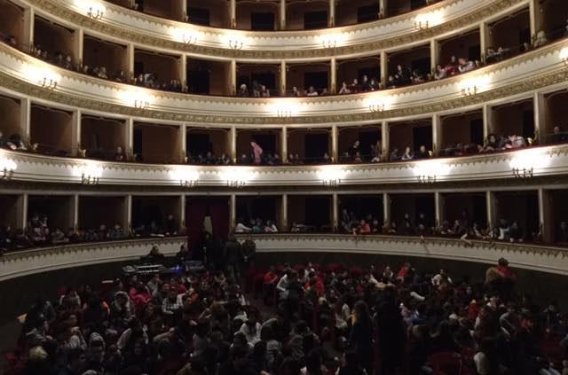 #TeatroMemoria. Spettacoli gratuiti e incontri con le scuole per non dimenticare